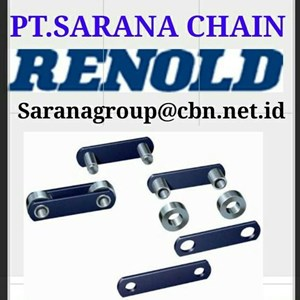 RENOLD CONVEYOR CHAIN  PT SARANA CHAIN RENOLD FOR PALM OIL