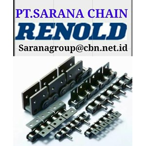 RENOLD CONVEYOR CHAIN  PT SARANA CHAIN RENOLD FOR ROLLER SPROKET