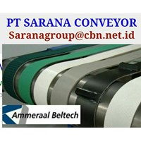 AMMERAAL BELTECH CONVEYOR BELT PT SARANA CONVEYORS for textile