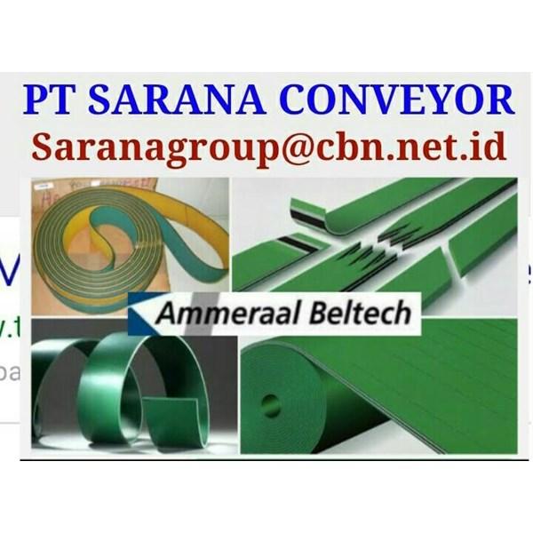AMMERAAL BELTECH CONVEYOR BELT PT SARANA CONVEYORS for textile