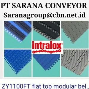 INTRALOX MODULAR BELT PT SARANA CONVEYORS PLASTIC