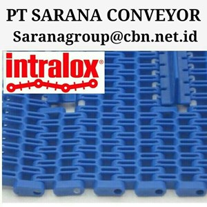 INTRALOX MAPTOP BELT PT SARANA CONVEYOR PLASTICS
