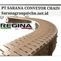 PT SARANA CONVEYOR REGINA TABLETOP CHAIN MAPTOP CHAINs