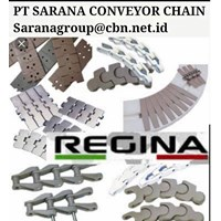REGINA TABLETOP CHAIN PT SARANA CONVEYOR CHAIN REGINA BELTS