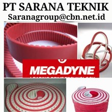 MEGADYNE TIMING BELT PT SARANA GROUP BELT DAN CONVEYOR PU