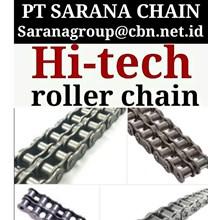HITECH ROLLER CHAIN COUPLING PT SARANA CONVEYOR SPROCKET