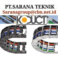 PLASTIC CABLE CHAIN KODUCT CABLE CHAIN PLASTIC PT SARANA TEKNIK CONVEYOR