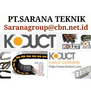CABLE CHAIN KODUCT CABLE CHAIN PLASTIC PT SARANA TEKNIK CONVEYOR