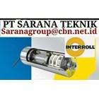 INTERROL MOTORIZED ROLLER  PT SARANA TEKNIK INTERROLL ROLLER 2