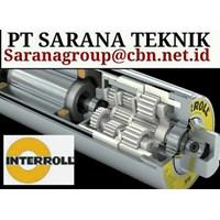 INTERROLL ROLLER CONVEYOR PT SARANA TEKNIK INTERROLL ROLLER motor 1