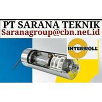 Jual INTERROLL ROLLER CONVEYOR PT SARANA TEKNIK INTERROLL ROLLER motor 2