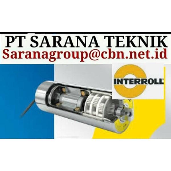 INTERROLL ROLLER CONVEYOR PT SARANA TEKNIK INTERROLL ROLLER motor
