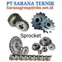 PT SARANA TEKNIK GEAR SPROCKET STAINLESS STEEL TYPE A B C 1