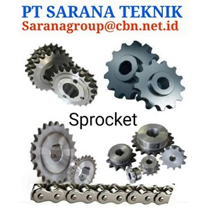 PT SARANA TEKNIK GEAR SPROCKET STAINLESS STEEL TYPE A B C
