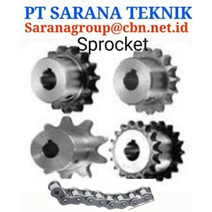 GEAR SPROCKET STAINLESS STEEL TYPE A B C PT SARANA TEKNIK