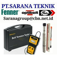TENSION BELT TESTER FOR V BELT PT SARANA TEKNIK FENNER OPTIBELT  GATES 1