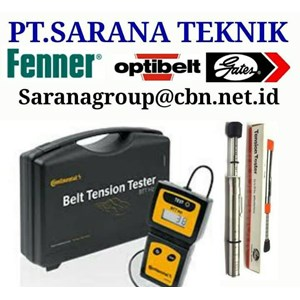 TENSION BELT TESTER FOR V BELT PT SARANA TEKNIK FENNER OPTIBELT  GATES