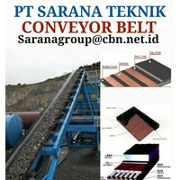 EP RUBER NYLON CONVEYOR BELT FOR MINING PT SARANA TEKNIK CONVEYOR BELT 1