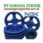 NBK PULLEY STANDARD  PT SARANA TEKNIK JAKARTA 2