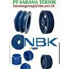 NBK PULLEY STANDARD  PT SARANA TEKNIK JAKARTA 1