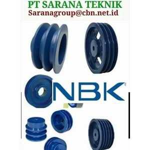 NBK PULLEY STANDARD  PT SARANA TEKNIK JAKARTA