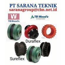 Duraflex Coupling tb woods PT Sarana Teknik