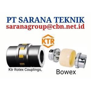 KTR Rotex Coupling PT Sarana Teknik