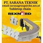 JUAL SELL REXNORD TABLETOP CHAIN LF SSC 882 PT SARANA TEKNIK 2