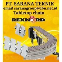 PT SARANA TEKNIK REXNORD TABLETOP CHAIN