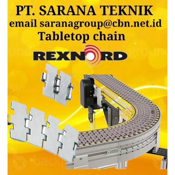 JUAL SELL REXNORD TABLETOP CHAIN LF SSC 882 PT SARANA TEKNIK