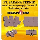 REXNORD MAPTOP TABLETOP CHAIN SSC LF PT SARANA TEKNIK 1