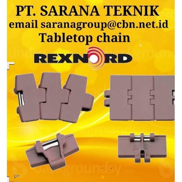 REXNORD MAPTOP TABLETOP CHAIN SSC LF PT SARANA TEKNIK