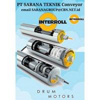 Roller Conveyor INTERROLL DRUM MOTOR PT SARANA TEK
