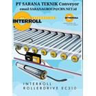 Roller Conveyor  MOTORIZED INTERROLL PT SARANA TEKNIK CONVEYOR 2