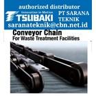 PT SARANA TEKNIK AGENT TSUBAKI Roller Chain & CONVEYOR CHAIN 1
