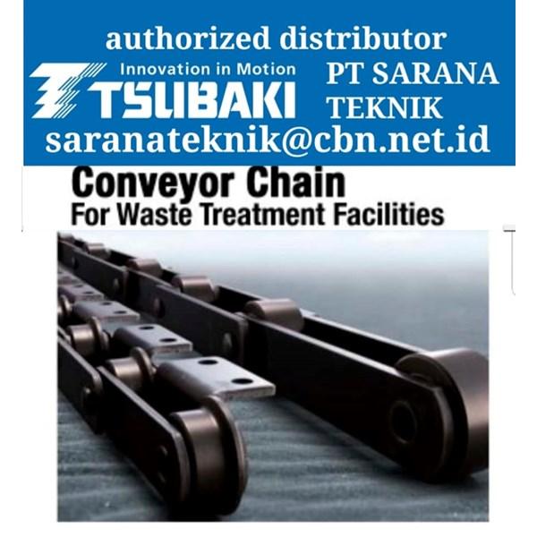 PT SARANA TEKNIK AGENT TSUBAKI Roller Chain & CONVEYOR CHAIN