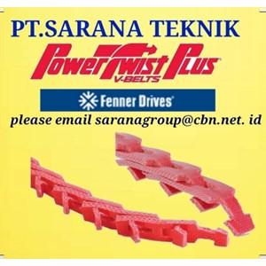 Dari PT SARANA TEKNIK FENNER POWERTWIST BELT NUT LINK 0