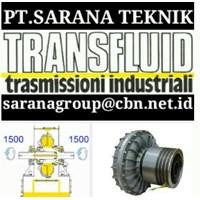 TRANSFLUID FLUID COUPLING TYPE KSD 1