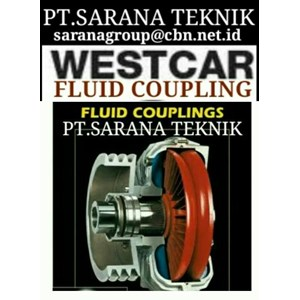 WESTCAR FLUID COUPLING PT SARANA TEKNIK ROTOFLUID COUPLINGS