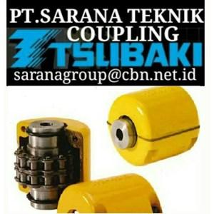 TSUBAKI COUPLING PT. SARANA CHAIN COUPLING CR 8018 CR 6018
