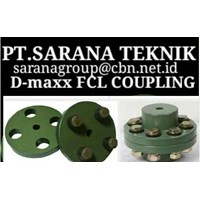STOCKIST FCL COUPLING DMAXX PT SARANA TEKNIK FCL COUPLING 224 FCL 200