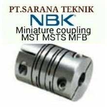 NBK MST MINIATURE COUPLING PT SARANA TEKNIK - MST MSTS MFB COUPLING NBK