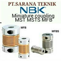 NBK MST COUPLING PT SARANA TEKNIK MST MFB MSTS MINIATURE NBK COUPLINGS MFB