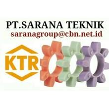 KTR COUPLING ROTEX PT SARANA COUPLING - KTR COUPLING BOWEX TYPR M KTR COUPLING TYPE GR .