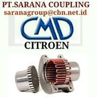 CMD COUPLING  CITROEN WINFLEX FLEXIDENT PT SARANA TEKNIK CMD COUPLING GEAR GRID