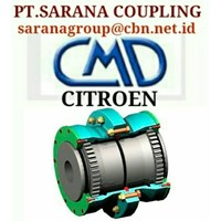 CMD COUPLING  CITROEN WINFLEX FLEXIDENT PT SARANA TEKNIK CMD COUPLINGS GEAR GRID