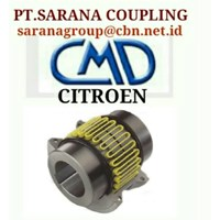 CMD COUPLING  CITROEN WINFLEX FLEXIDENT PT SARANA TEKNIK CMD COUPLINGS GEAR GRID STOCK