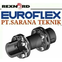 EUROFLEX COUPLING REXNORD PT SARANA TEKNIK COUPLING FOR GAS TURBIN STEAM COMPRESSOR EUROFLEX COUPLING DISC