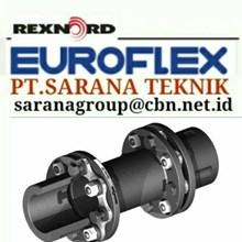 EUROFLEX COUPLING REXNORD PT SARANA TEKNIK COUPLING FOR GAS TURBIN STEAM COMPRESSOR EUROFLEX COUPLING DISC FOR PUMP compressor