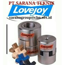 LOVEJOY COUPLING JAW COUPLING PT SARANA COUPLING TYPE L RRS LOVEJOY COUPLING